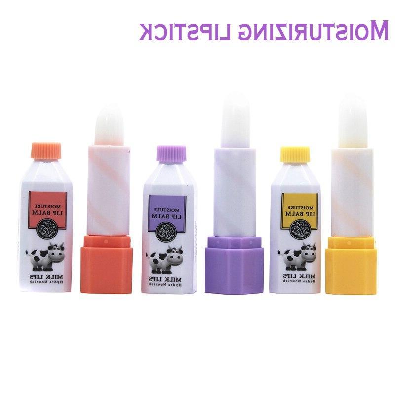 Milk Moisturizing Lipstick <font><b>Lip</b></font> Protector Beauty