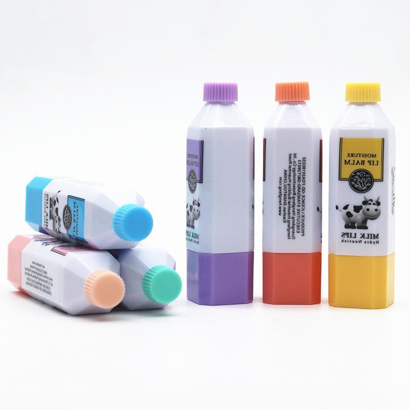 Milk Moisturizing <font><b>Lip</b></font> <font><b>Balm</b></font> Lipstick Protector Taste Lipbalm Beauty Cosmetics