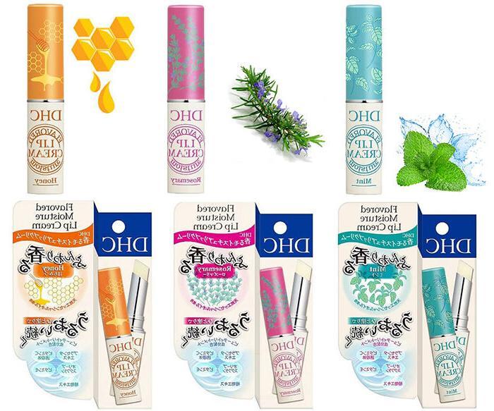 Flavored Lip Balm Moisture Lip Natural JAPAN