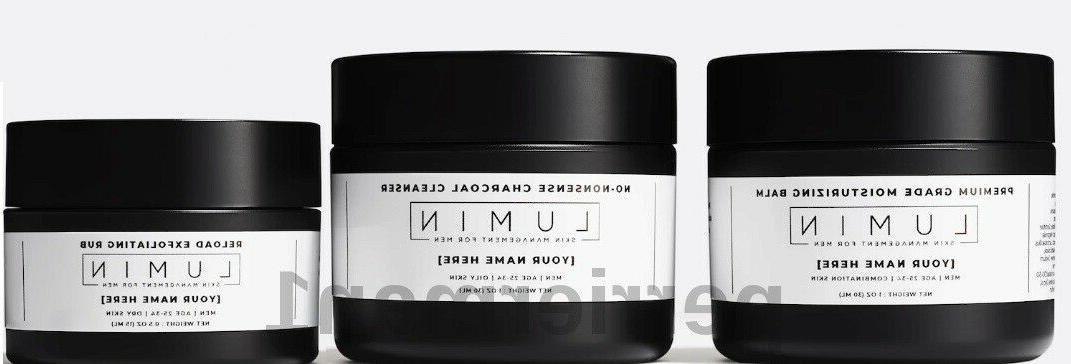 Lumin Balm Rub Charcoal skin treatment 3