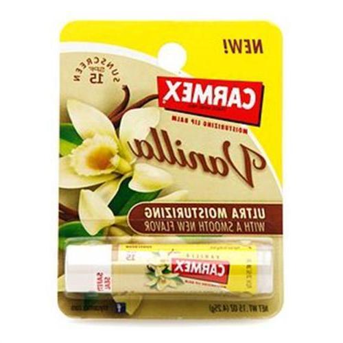moisturizing lip balm vanilla