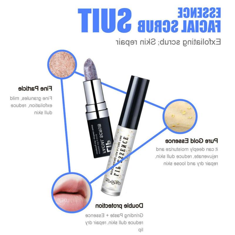 NAGETA Lip care lip Moisturizing Essence lip Scrub