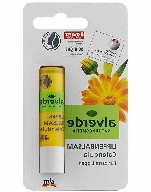 natural cosmetics lip balm calendula germany jojoba