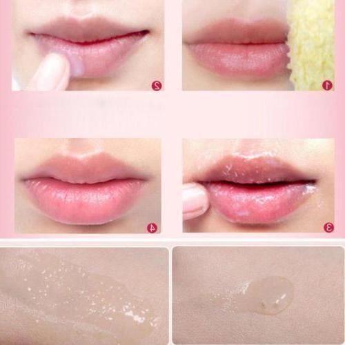Natural Exfoliating Balm Gel Moisturizer Lipstick