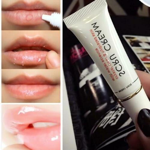 Natural Exfoliating Repair Lip Balm Gel Polish Long-Lasting