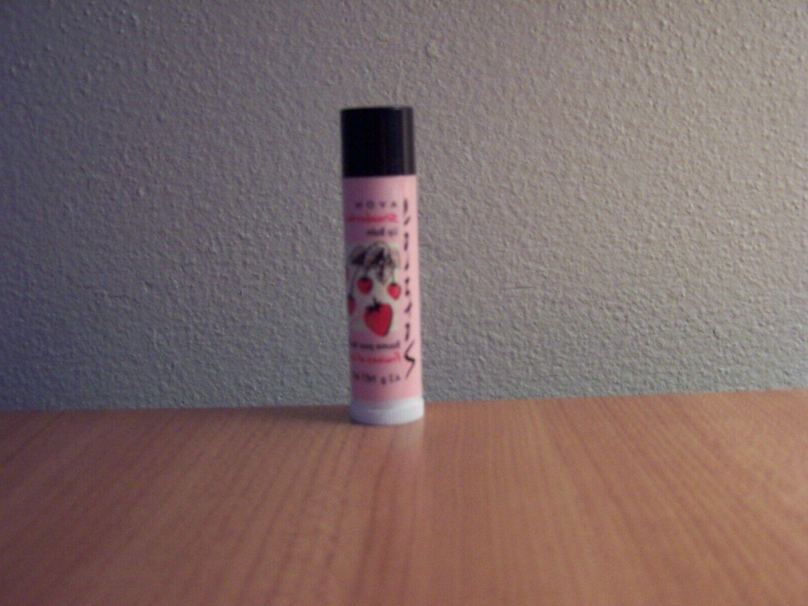 naturals strawberries and cream lip balm chapstick