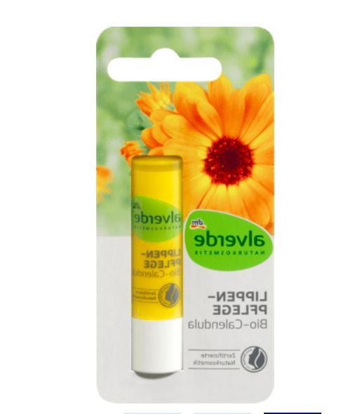 alverde nature cosmetics balm Set 14.4