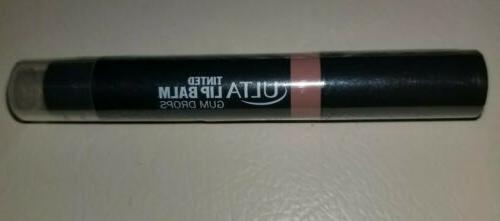 new beauty tinted lip balm gum drops