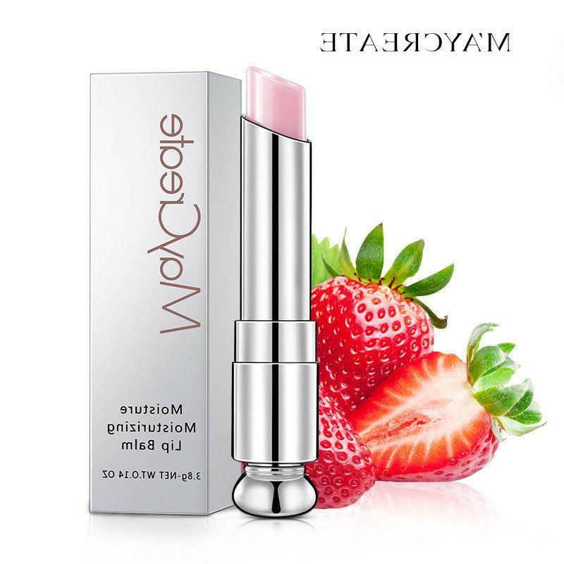 New Fruit Flavored Balm Lip Balm Pure Lipstick