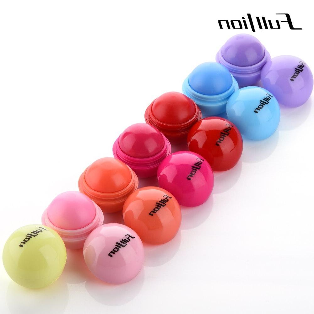 Fulljion New Candy Color <font><b>Balm</b></font> Natural Plant Gloss Lipstick Fruit <font><b>Lip</b></font> Lipstick
