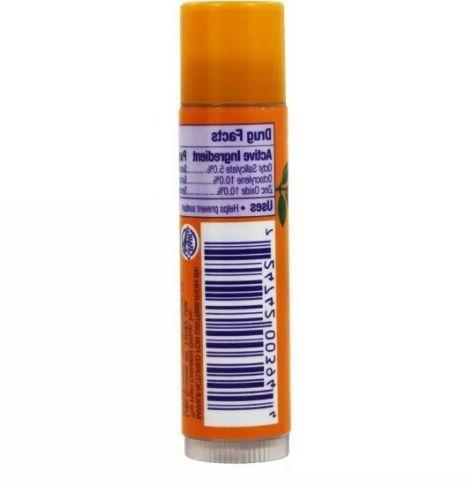 New Sunscreen Balm 25 SPF - oz ea.