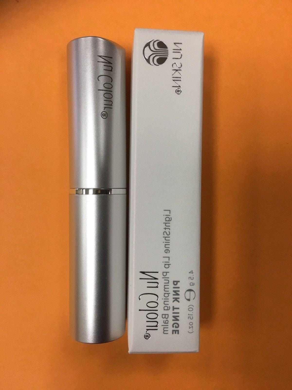 NEW Nu Skin Nu Colour LightShine Lip Plumping Balm Pink Ting