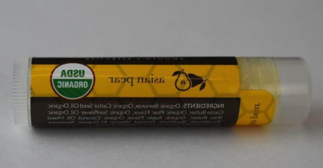 NEW by Earth Organic Balm oz Tube Scents