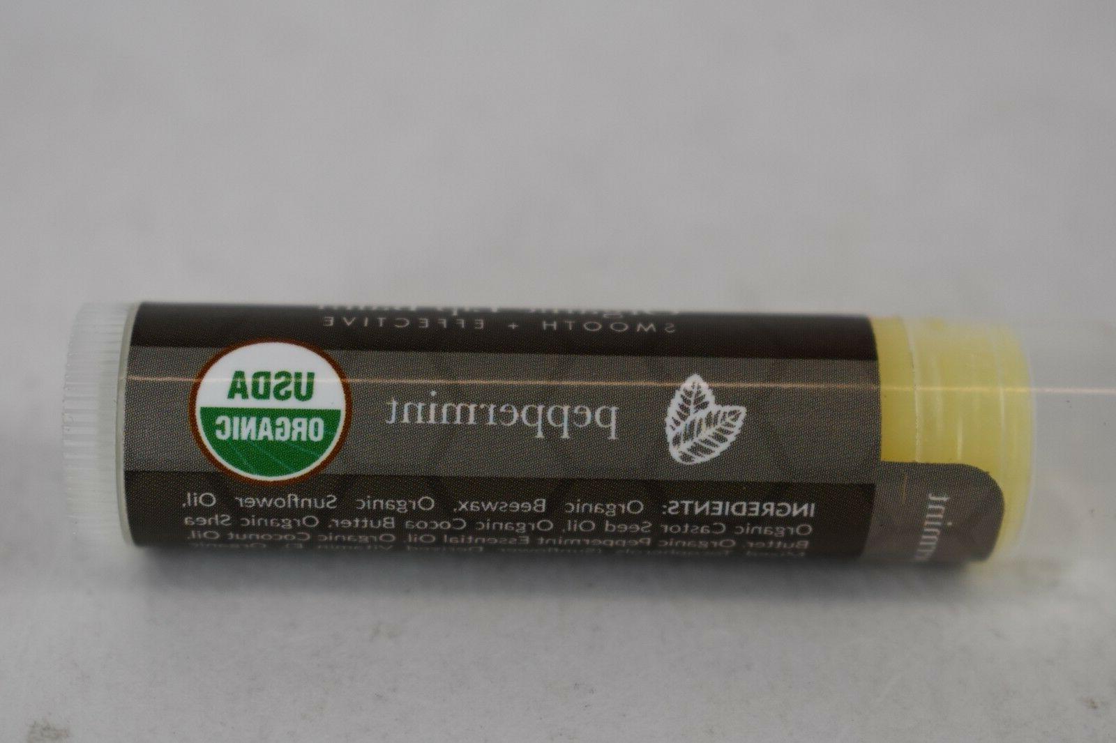 NEW Beauty Earth Organic Lip oz Scents