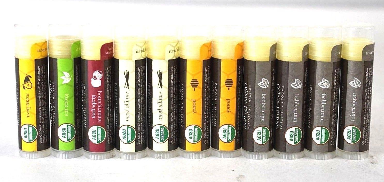 new organic lip balm 0 15 oz