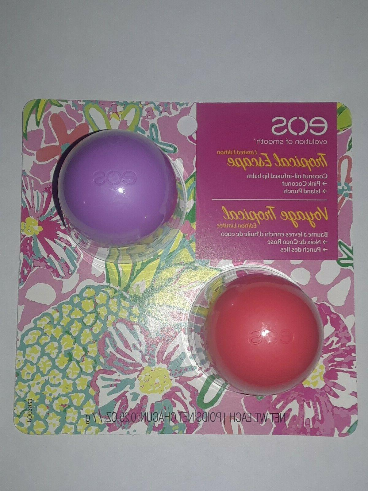 new tropical escape collection pink coconut