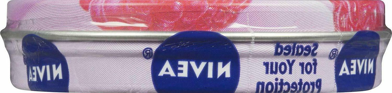 NIVEA Butter Tin, Raspberry 0.59 Ounce