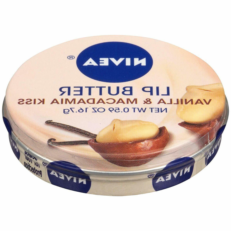 NIVEA Butter Tin, Rose 0.59