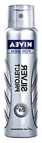 Nivea for Men Silver Protect Dynamic Power Anti-Bacterial An