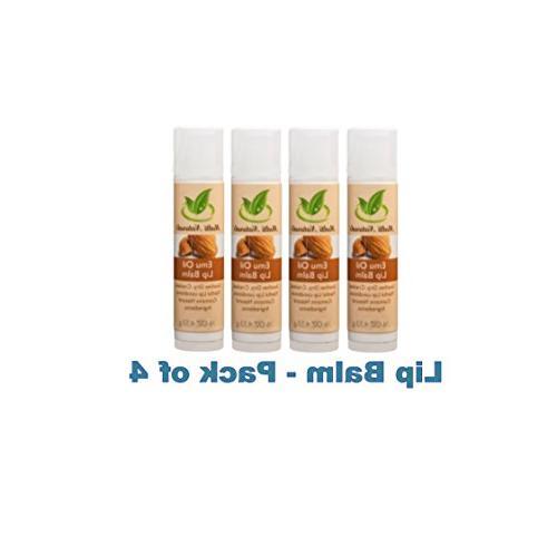 nourishing emu oil lip balm
