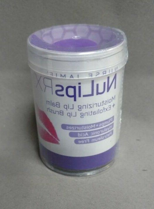 Nurse Jamie Nulips RX Moisturizing Lip Balm & Exfoliating Li