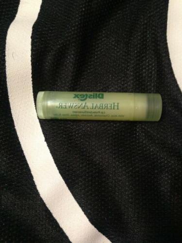 nwob blistex herbal answers spf 15 lip