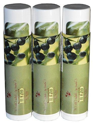 oliva nourishing lip balm