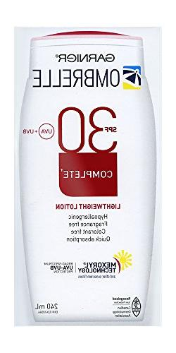 L'Oreal Ombrelle Sunscreen SPF 30 Water Resistant - 240 ml 8