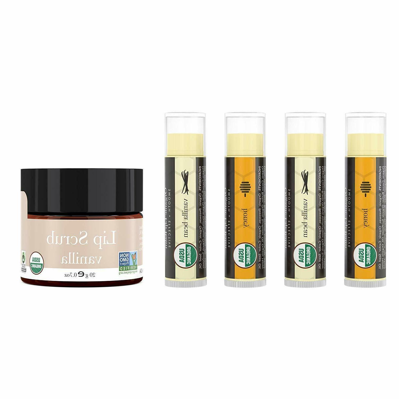Organic Pack of Lip