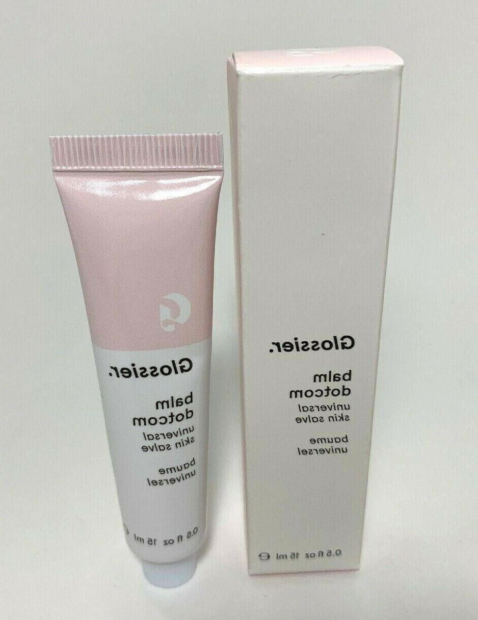 Glossier Original Universal & Skin Salve BNIB .5oz