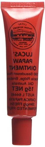 Lucas Papaw Ointment 15G    Best Paw Paw Cream for Chapped L