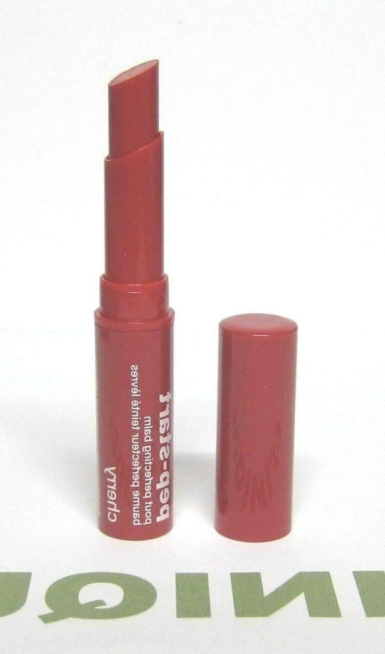 pep start pout perfecting balm in cherry