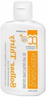 SolBar PF Sunscreen Liquid SPF 30 with Broad-Spectrum UVB &