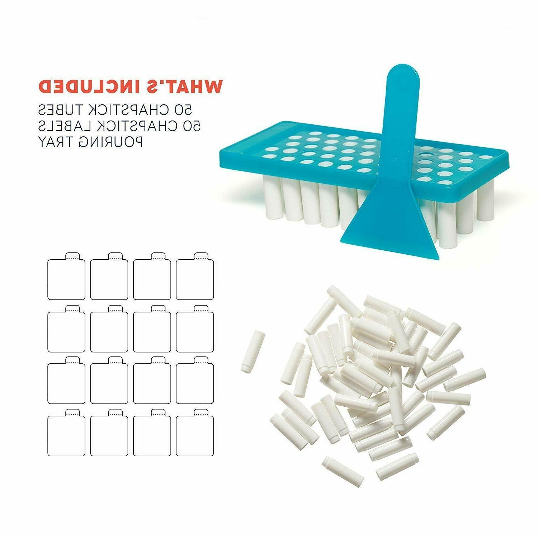 professional diy lip balm crafting kit wax