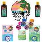 CARIBBEAN BREEZE Protective Sunscreen - SPF50, SPF30 Travel,