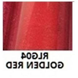 NYX Round Lip Gloss - Golden Red