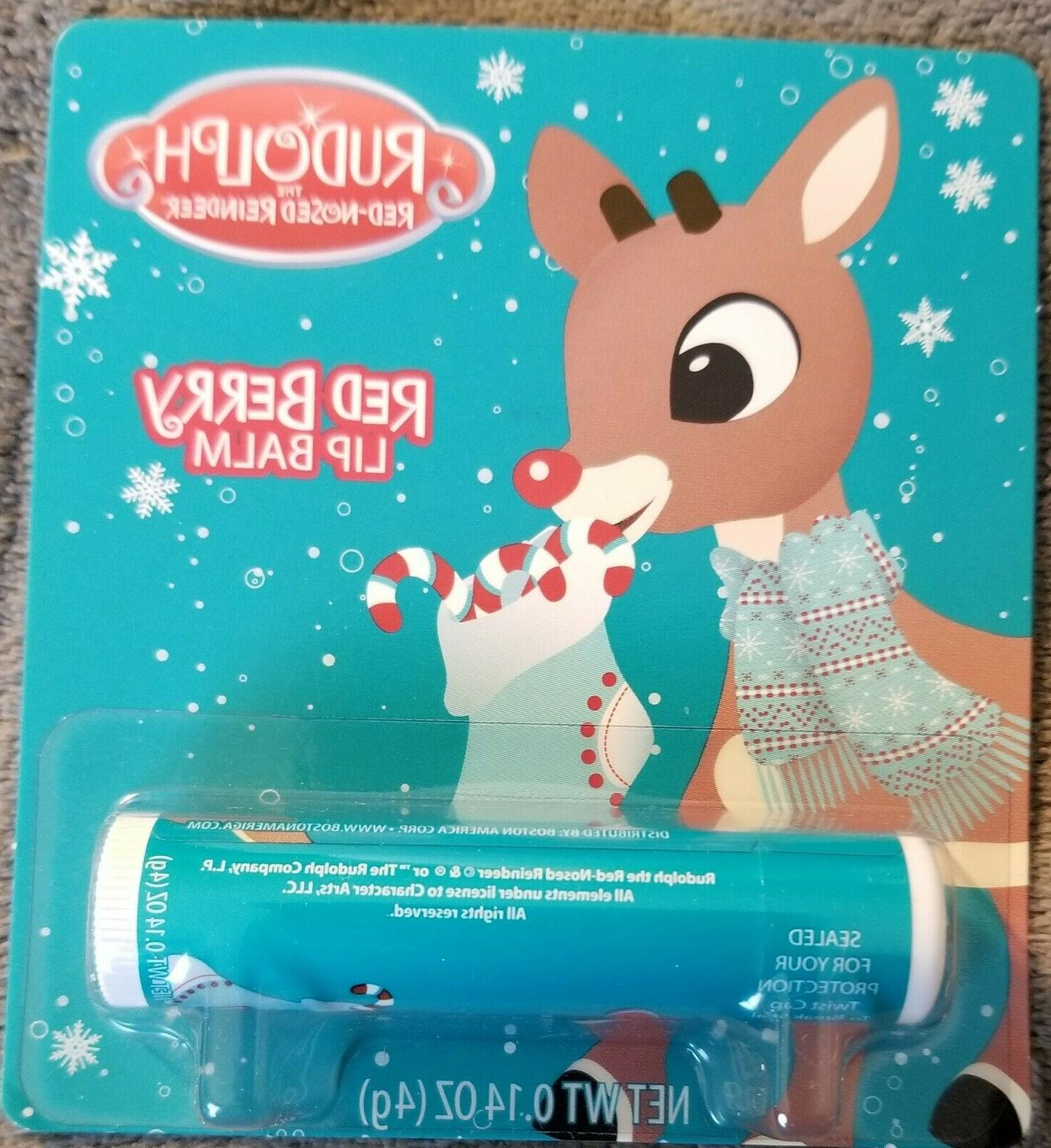 rudolph the red nosed reindeer rudolph lip