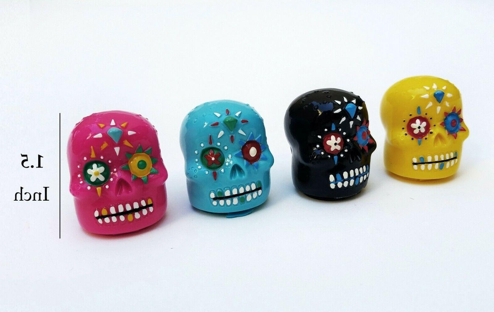 Sugar Skulls pack Day of Dead colorful