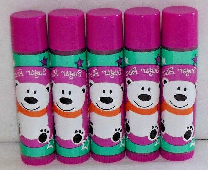 Lip Smackers LIP BALM Wholesale Lots ~ SUGAR PLUM PARTY ~ Ch