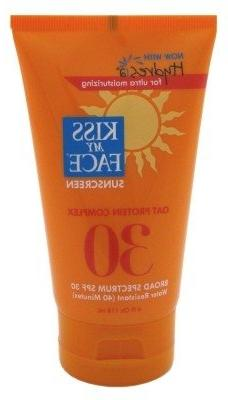 Kiss My Face Sensitive Side 3-in-1 SPF 30