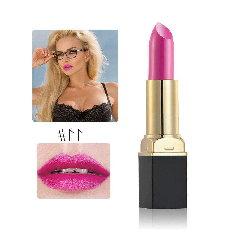 Set 2pcs Lipstick Matt Soft Waterproof Gloss