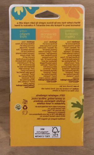 Set Of - Alba Botanica Organic Lip Mojito Mint