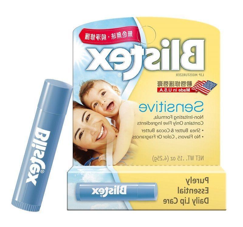 Simple and Sensitive Purely Essential Lip Moisturizer Lip B