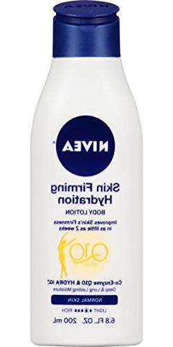 Nivea Skin Firming Hydration Body Lotion with Q10 Plus, 6.8