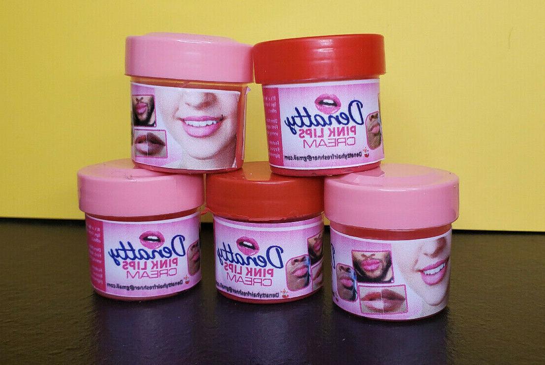 sleep moistened lip balm pink lips bleaching