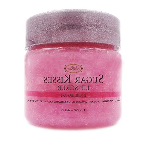 sugar kisses lip scrub