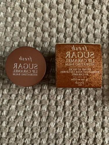 sugar lip caramel hydrating balm 0 07