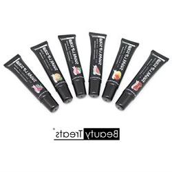 BEAUTY TREATS Sugar Lip Scrub Tube Set of 6 Flavors