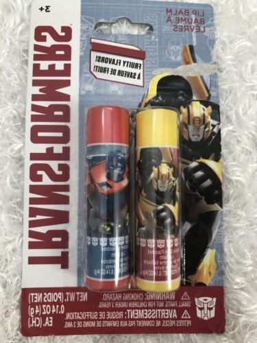 Transformers Gum/Raspberry Of Bumblebee Optimus