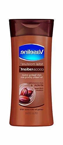 Vas Ic Cocoa Bttr Ltn Con Size 10z Vaseline Intensive Care L